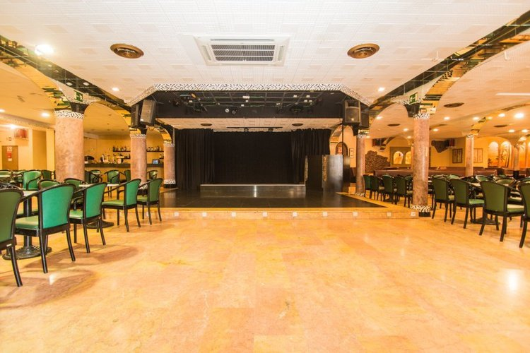 Eventos Hotel Magic Rock Gardens Benidorm