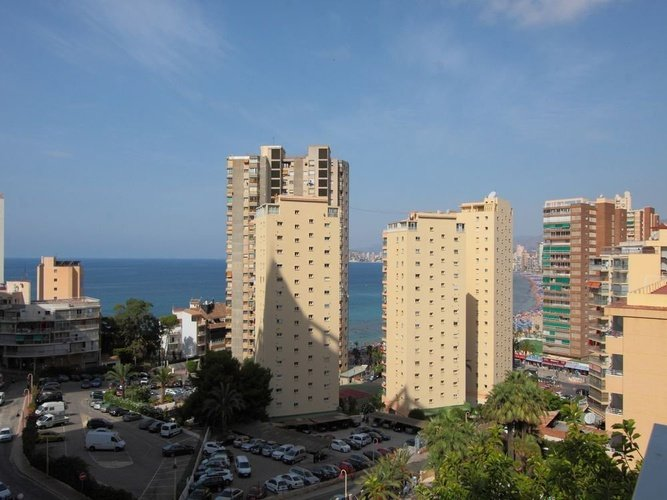 Vistas Hotel Magic Rock Gardens Benidorm