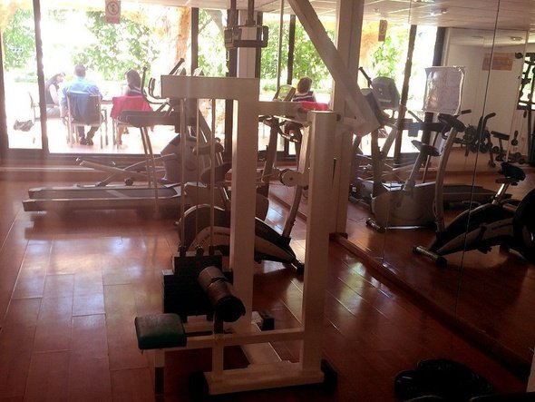 GIMNASIO Hotel Magic Rock Gardens Benidorm