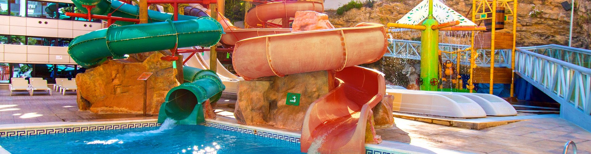 Magic Aqua™ Rock Gardens - Benidorm - oferta detalle
