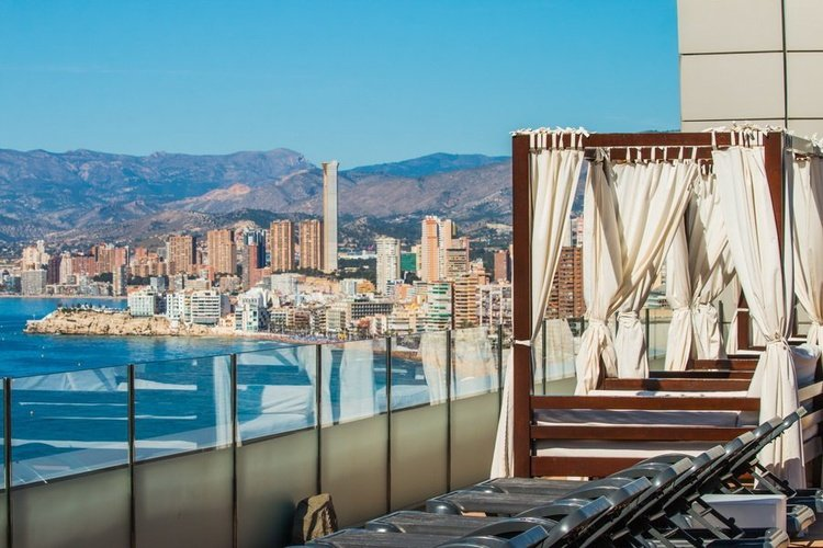 Chillout Hotel Magic Rock Gardens Benidorm